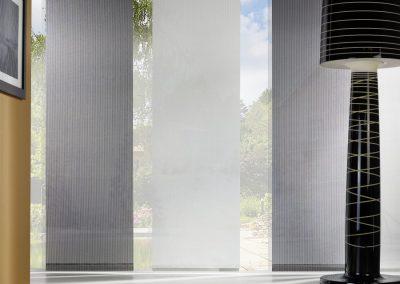 Japonské panelové stěny